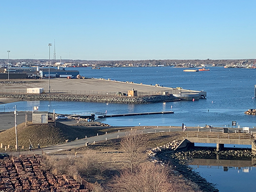 New Bedford terminal